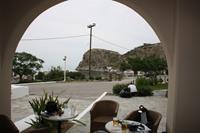 Hotel Porto Angeli - widok na zatoko z restauracji Porto Angeli