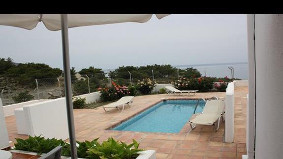 Suita z priv basenem Porto Angeli