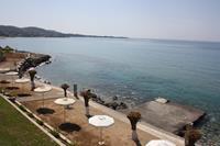 Hotel Ilyssion - Plaża hotelu Ilyssion