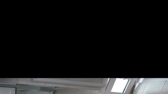łazienka hotelu Ilyssion