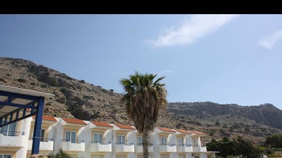 budynek hotelu Ilyssion
