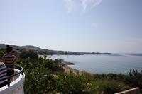 Hotel Coralli Beach - widok z Coralli Beach