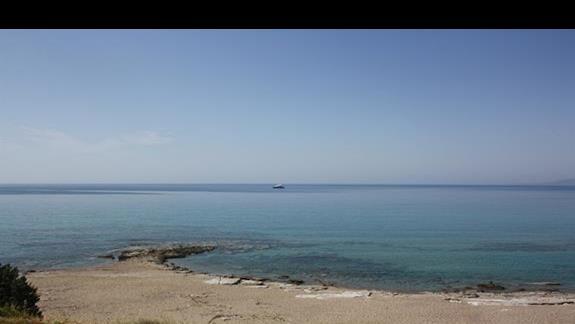 Plaża Coralli Beach