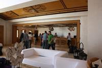 Hotel Mitsis Blue Domes Exclusive Resort & Spa - recepcja Mitis Blue Domes