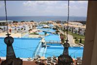 Hotel Mitsis Blue Domes Exclusive Resort & Spa - Kompleks Basenowy i bungalowy z kopulkami  Mitsis Blue Domes