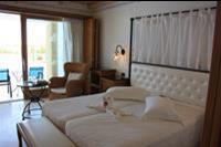 Hotel Mitsis Blue Domes Exclusive Resort & Spa - pokój Mitsis Blue Domes
