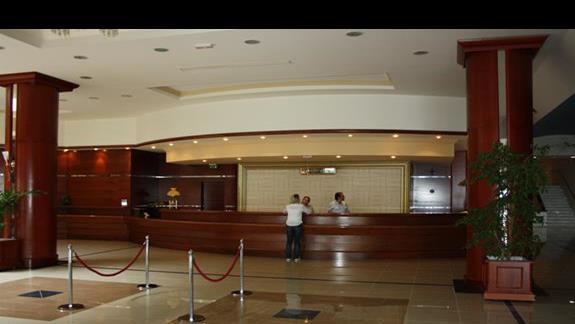 recepcja  Kipriotis Panorama & Suites