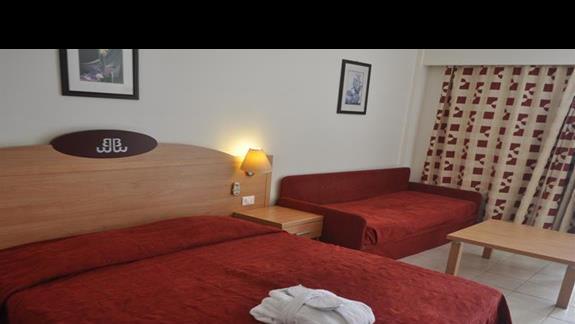 Pokój w hotelu Blue Bay
