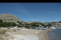 Hotel Porto Angeli - plaża