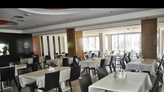 Restauracja w hotelu Lomeniz