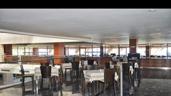 Restauracja w hotelu Oceanis