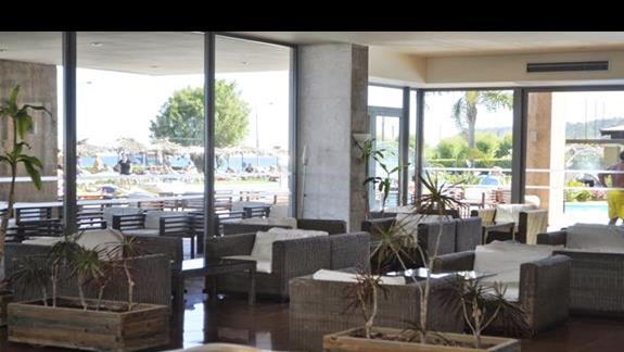 Wnętrze hotelu Oceanis