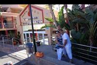 Hotel Dunas Mirador Maspalomas - To my przed hotelem:)