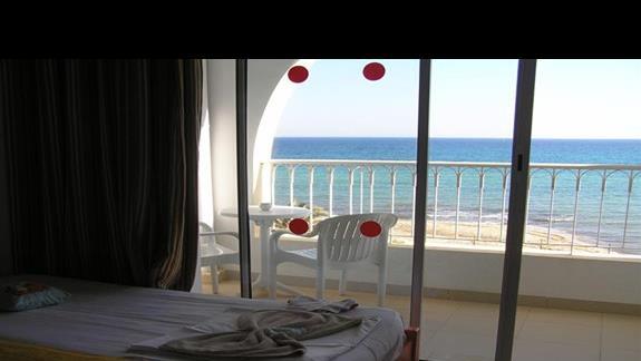 pokój z widokiem na morze :)