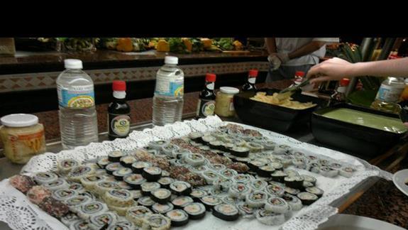 Sushi też bywa