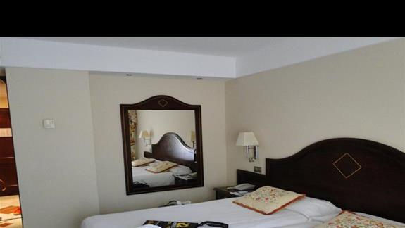 Pokój jak w opisie