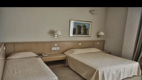 Pokój w hotelu Blue Sea