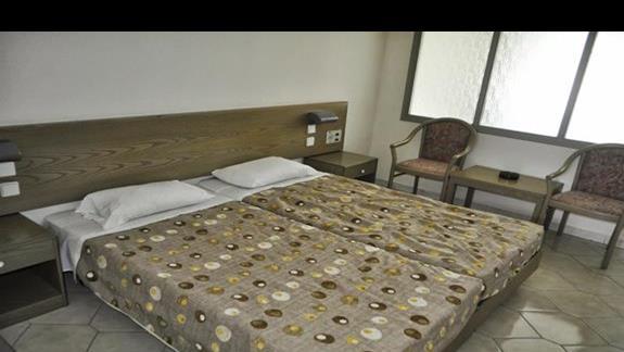 Pokój w hotelu Niriides