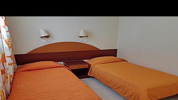 Pokój w hotelu Marathon