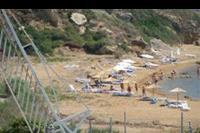 Hotel Cyprotel Kefalonia Garden Village - cudowna plaża hehe