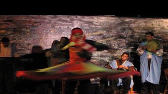 Taniec derwisza w Menaville