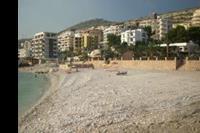 Hotel Residence President - plaża Mango Beach