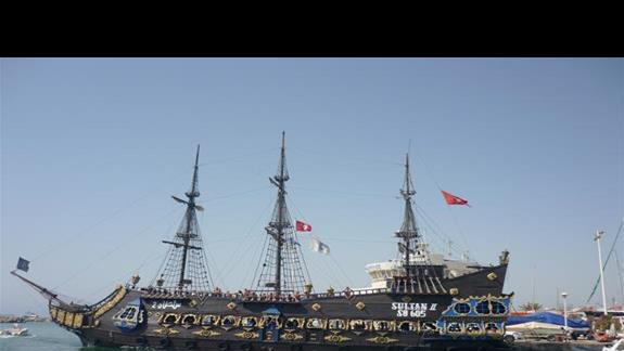 piracki statek