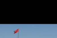 Hotel Xeno Eftalia Resort - widok z plazy