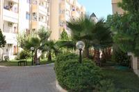 Hotel Xeno Eftalia Resort - ogód hotelowy