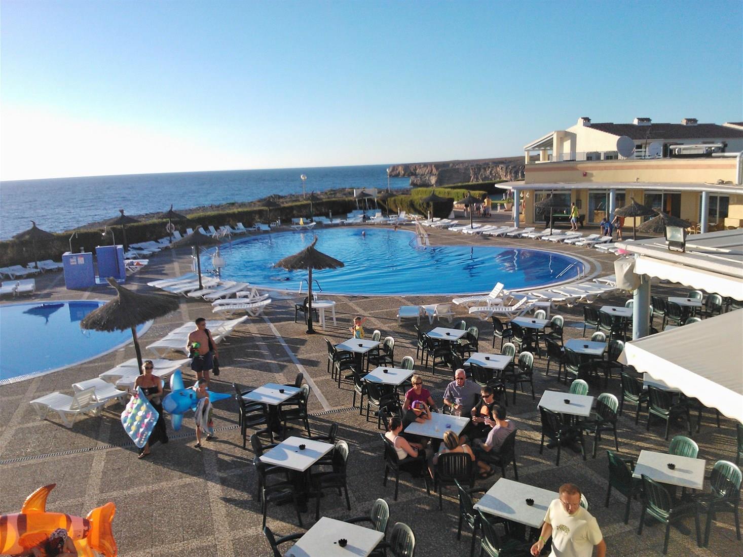 Zdj cia z aparthotel sea club for Aparthotel corse