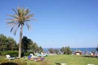 Hotel Pegasos Beach - miedzy hotelem, a plaza :-)