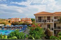 Hotel Cavo D'oro - Widok z balkonu