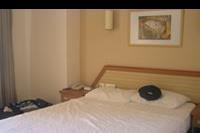 Hotel Titan Garden - Sypialnia.
