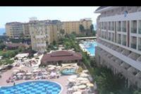 Hotel Titan Garden - Super czysta woda w basenie.