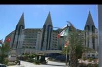 Hotel Delphin Imperial - Wygląd hotelu z zewnątrz.