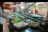 Hotel Delphin Imperial - Lunch (bar sałatkowy).