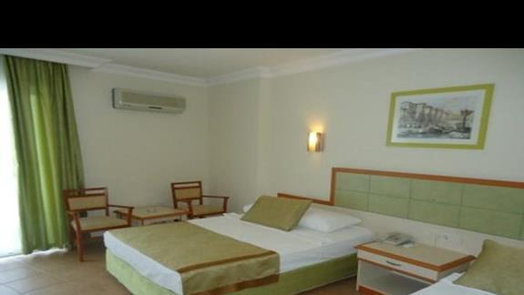 Pokój w hotelu Blue Star