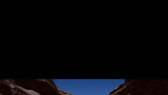 Kolorowy Kanion (Kanion Salama).