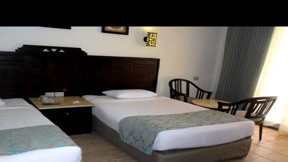 Pokój standardowy w hotelu Shores Amphoras