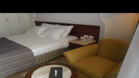 Pokój standard w hotelu Baron Palms