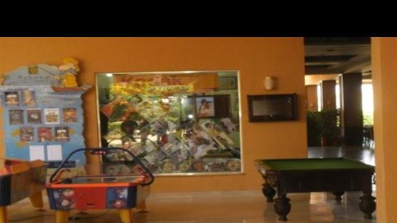 Dodatkowe atrakcje dla dzieci w hotelu Rehana Royal Beach