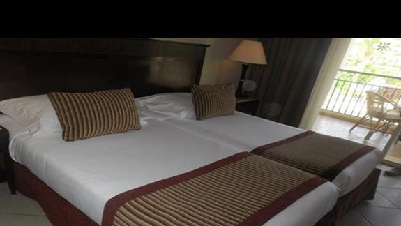 Pokój standard w hotelu Jaz Mirabel Beach