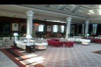 Hotel Rixos Sharm el Sheikh - Przestronne, jasne lobby w hotelu Rixos