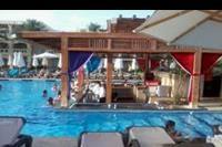 "Hotel Rixos Sharm el Sheikh - ""Zanużony"" w basenie bar w hotelu Rixos"