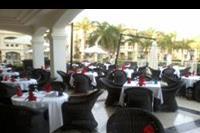 Hotel Rixos Sharm el Sheikh - Restauracja na świeżym powietrzuw hotelu Rixos
