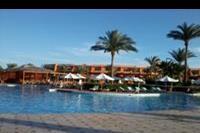 Hotel Amwaj Oyoun Resort & Spa - Teren hotelu Amwaj