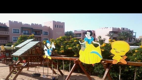 Mini klub w hotelu Rehana Sharm