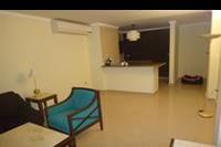 Hotel Aurora Bay Resort - Pokój dzienny z aneksem kuchennym hotelu Oriental Bay