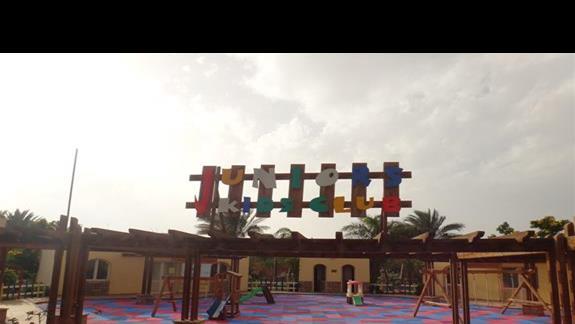 Kids Club w hotelu Oriental Bay