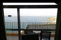 Hotel Paradise Bay Resort - widok z pokoju